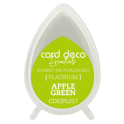 Card Deco Essentials Pearlescent Pigment Ink - Apple Green