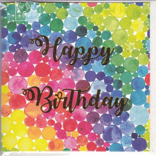 Paper Street Greeting Card - Bright Spots Birthday