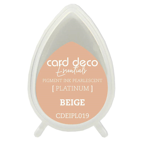 Card Deco Essentials Pearlescent Pigment Ink - Biege