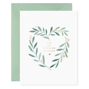 E Frances Greeting Card - Amazing Mother