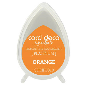 Card Deco Essentials Pearlescent Pigment Ink - Orange