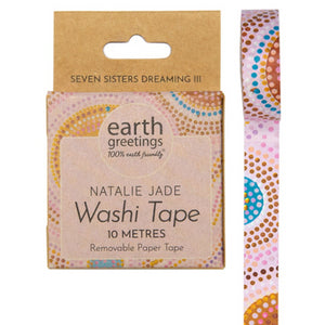 Earth Greetings Washi Tape - Seven Sisters Dreaming