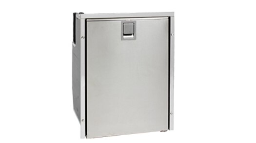 Isotherm DRAWER 85 Stainless Steel (INOX) Refrigerator with Freezer Compartment