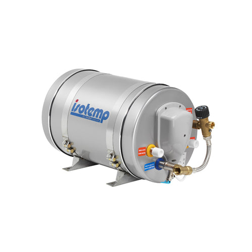 Isotemp Waterheater Slim 15L, 4 gallon 230V/750W with mixing valve, European Plug