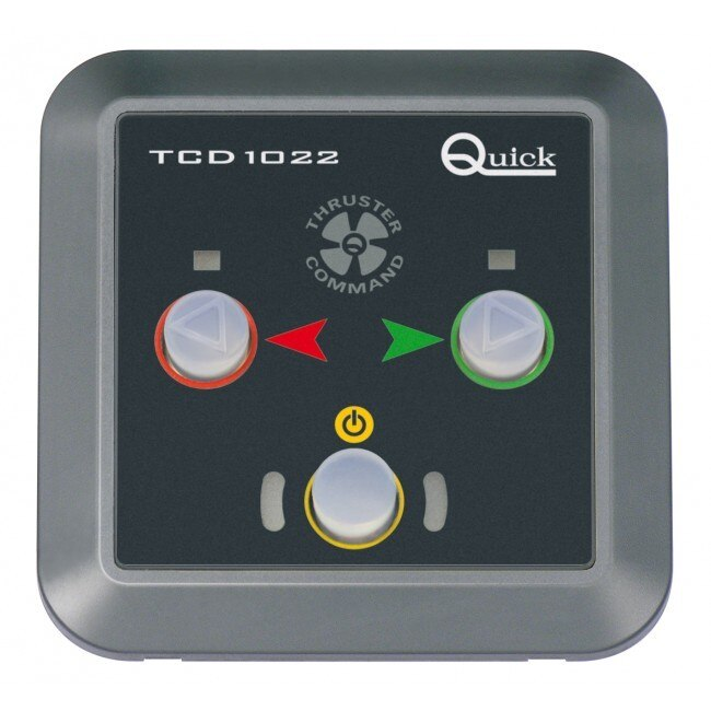TCD1022 Thruster Push Button Control