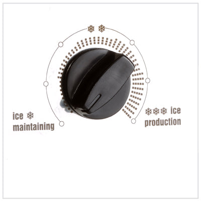 Vitrifrigo Ice Maker Stainless Steel IMXTIXN2-S / Surface Flange