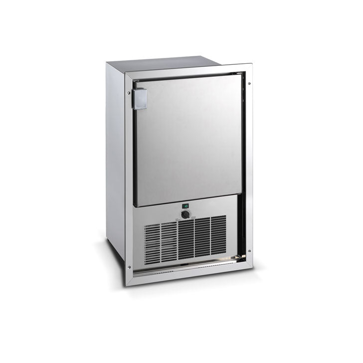 Vitrifrigo Ice Maker Stainless Steel IMHYDIXN2-F