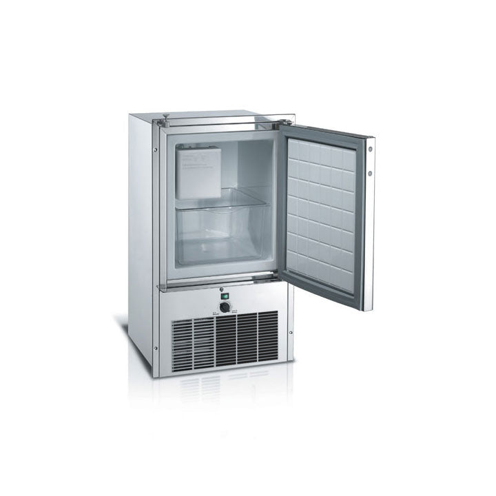 Vitrifrigo Ice Maker Stainless Steel IMHYDIXN2-S