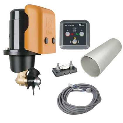 BTQ 110 DC Bow Thruster Complete Kit