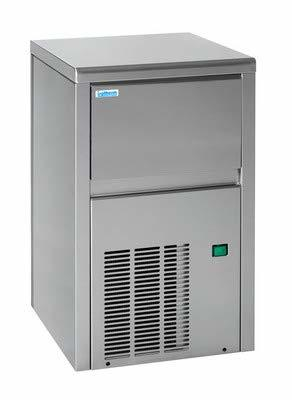 Isotherm Clear Ice Maker - Stainless Steel, Spray type, 40 pounds of crystal clear ice per day
