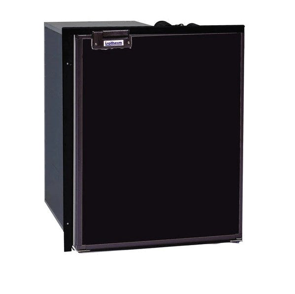 Isotherm Cruise 63 Classic Deep Freezer - AC/DC, 3 - Sided Black Flange