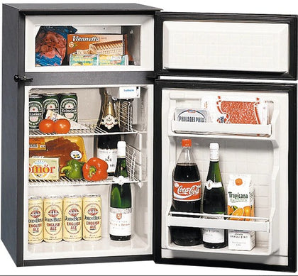 Isotherm BIG 90 Classic Refrigerator / Freezer - 2.5 Cu.Ft. fridge / 0.7 Cu.Ft. freezer- Right Swing