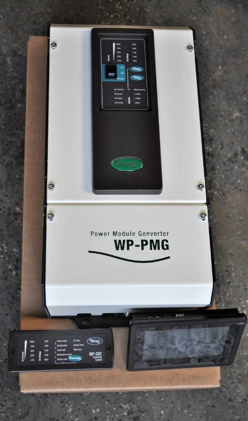 WhisperPower Piccolo 5 MARINE Generators AC - variable speed