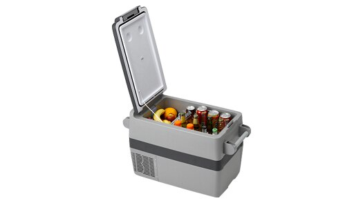 Isotherm TB 41 Travel Box Portable Fridge or Freezer – 41 liters (1.45 cu.ft), AC/DC