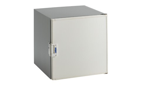 Isotherm Cruise 40 CUBE AC/DC - White Door & Panel - Vertical or Horizontal Installation - No Flange - Remote Mount Compressor
