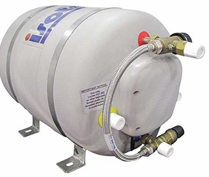 Isotemp SPA Waterheater 40 Liter, 11 gallon, 750W/230V with safety mixing valve and European Plug