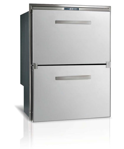 Vitrifrigo Stainless Steel Drawer Refrigerators and Freezers DW180IXD4-ES-1