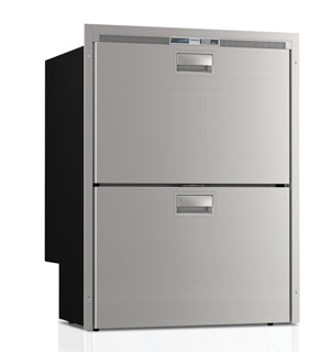 Vitrifrigo Stainless Steel Drawer Refrigerators and Freezers DW180IXD4-EF-2