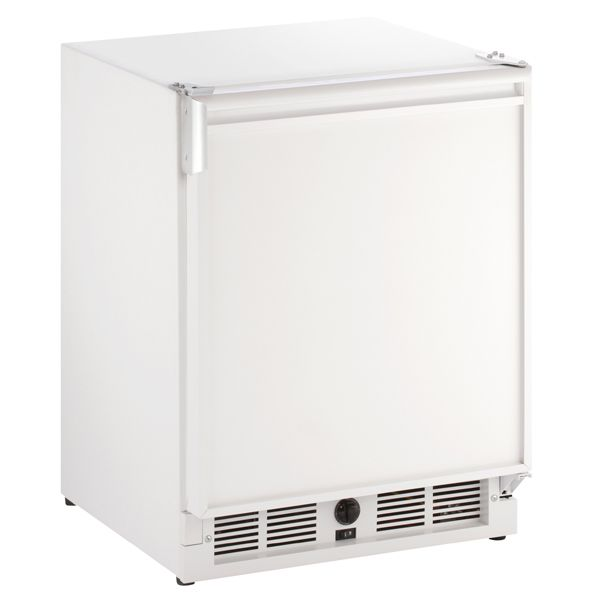 "U-Line CO29 21"" White Refrigerator/Ice Maker 115 V"