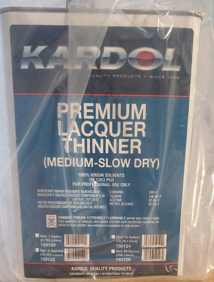 Kardol Lacquer Thinner