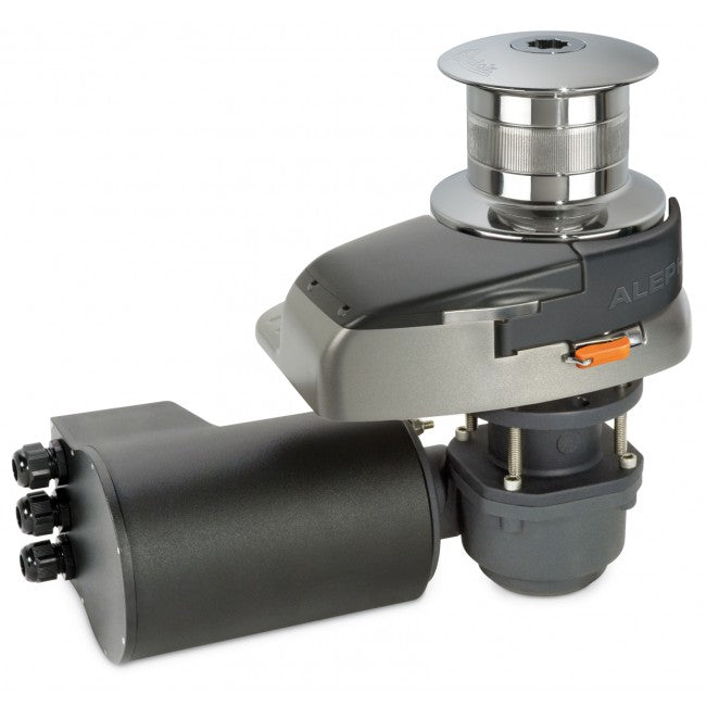 Aleph Vertical Windlass with Drum