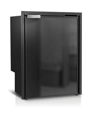 Vitrifrigo Front-Loading, Black Refrigerators C42RBD4-F-1 Adjustable Flange  (External Cooling Unit)