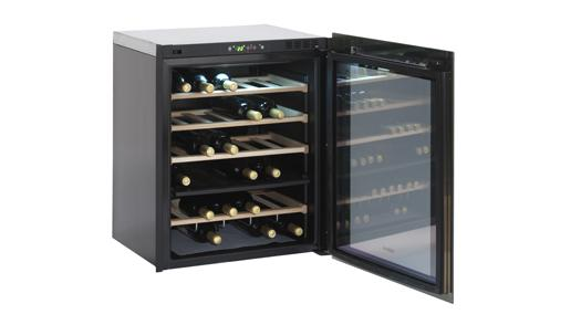 Isotherm DIVINO Wine Cellar 35 bottles - right swing