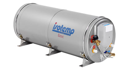 Isotemp Waterheater Basic 75L, 20 gallon 230V/750W with mixing valve & dual heat exchanger, European Plug