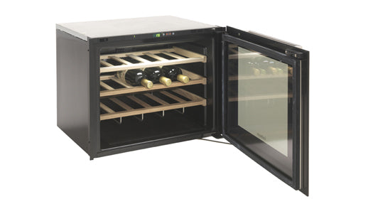 Isotherm DIVINO Wine Cellar 23 bottles - right swing