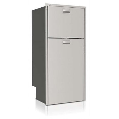 Vitrifrigo Front-Loading Stainless Steel Refrigerator DP2600IXD4-F-2