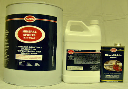 Kardol Mineral Spirits / Paint Thinner