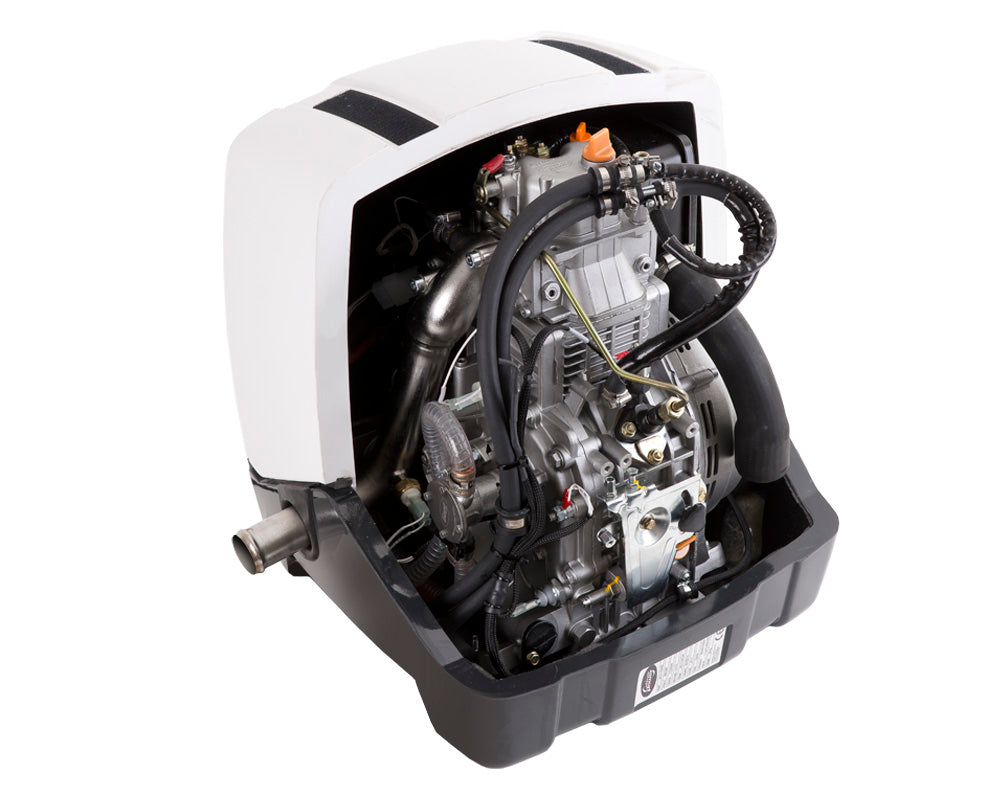WhisperPower Piccolo 4 MARINE Generators AC - variable speed