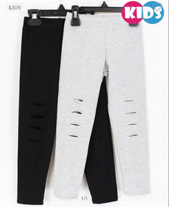 Kids Cut Out Leggings