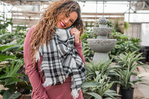 Elevate Your Style Blanket Scarf