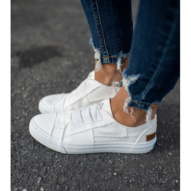 A Fresh Start Canvas Sneakers