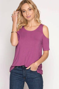 Cage Love Top - 3 Colors - SkyDenae Boutique