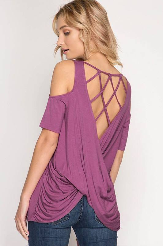 Cage Love Top - 3 Colors