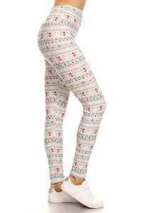 LMTD EDITION: Snowmen Leggings