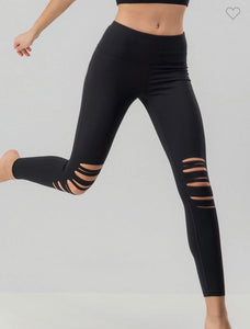 Cut Out Leggings