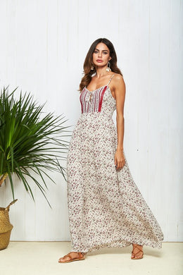 Embroidered Maxi Love