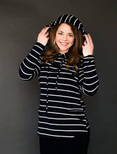 Striped Pullover - 2 Colors
