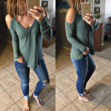 Cold Shoulder Thermal - 3 colors