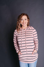 Striped Pullover - 2 Colors - SkyDenae Boutique