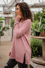 Easy Days Ahead Thermal Knit Sweater