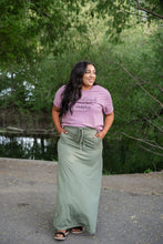 It's All Good Maxi Skirt