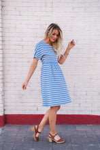 Sneak Peek Scalloped Dress