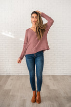 Basic Needs Waffle Knit Top