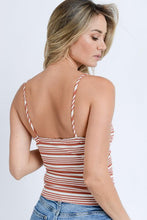 Striped Midi Tank - SkyDenae Boutique