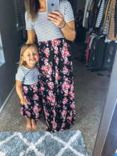 Mommy & Me Stripes + Floral - ADULT SIZES