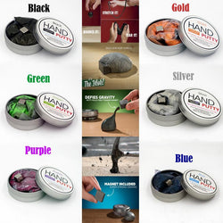 Magnetic Thinking Hand Putty